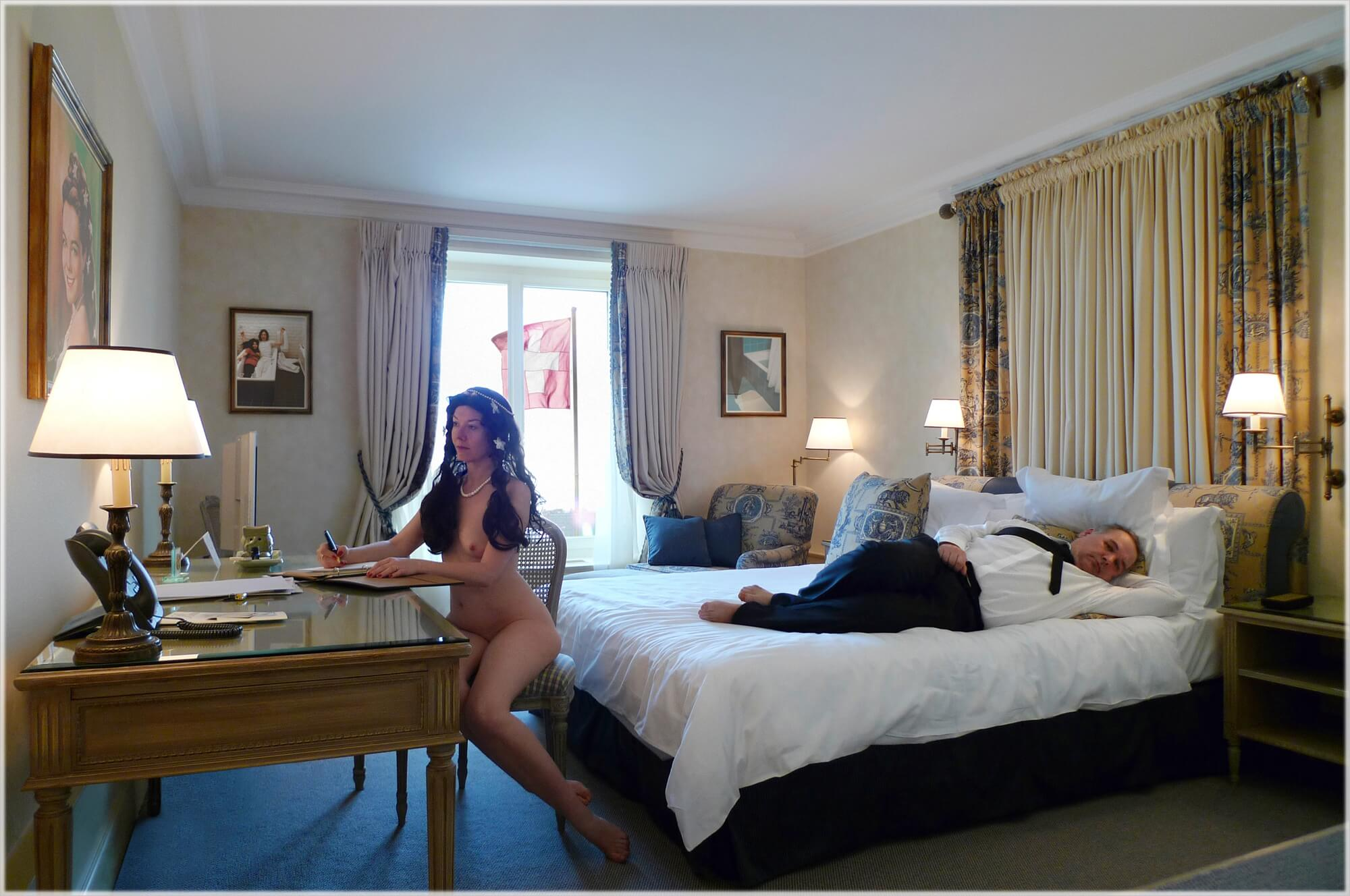 2011.01.08 Hotel Beau-Rivage