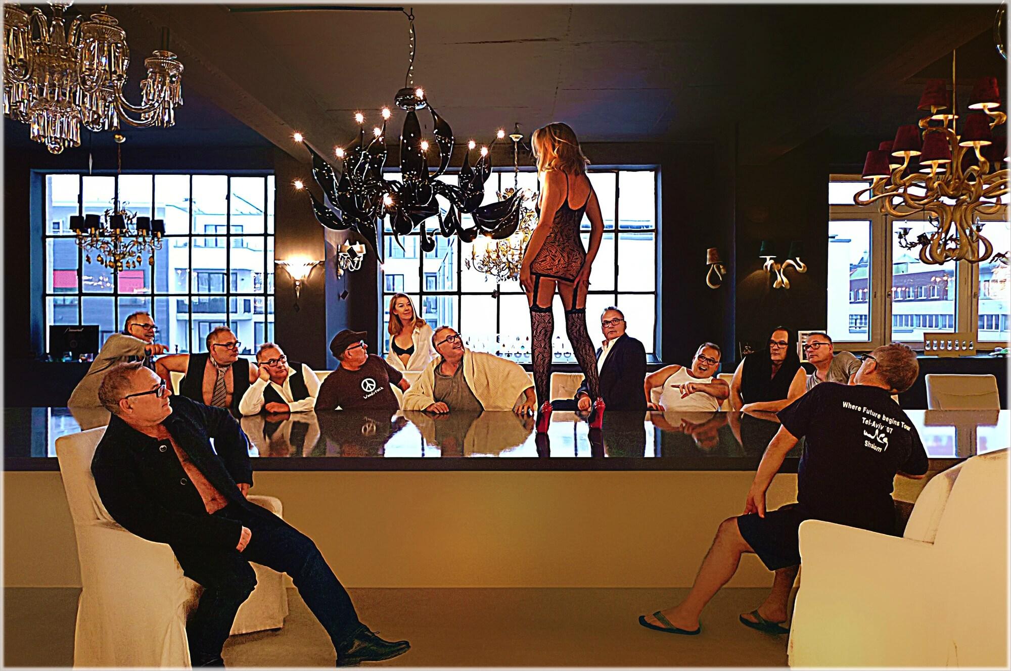 2014.11.30 LIGHTCOUTURE Showroom Winterhude